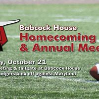 Babcock House Homecoming &amp Annual Meeting
