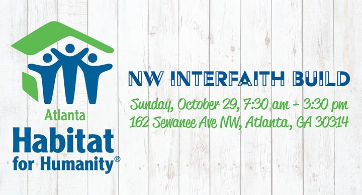 Habitat for Humanity NW Interfaith Build