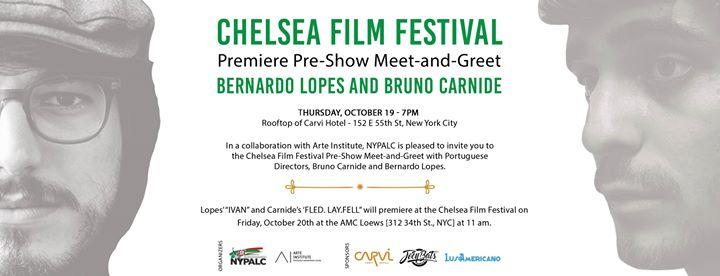 Chelsea film festival meet and greet portuguese directors at carvi chelsea film festival meet and greet portuguese directors at carvi hotel new york m4hsunfo