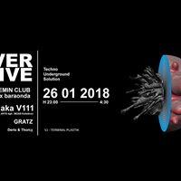 OverDrive Techno Varen aka V111&ampGratz - Venerd 26 Gennaio
