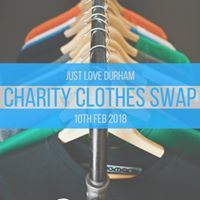 Charity Clothes Swap Just Love Event