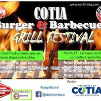 Cotia Burger &amp BBQ Grill Festival