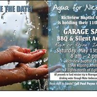 Richview Garage Sale Silent Auction &amp BBQ
