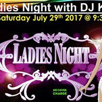 Ladies Night Dance Party