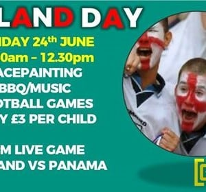 England Family Day