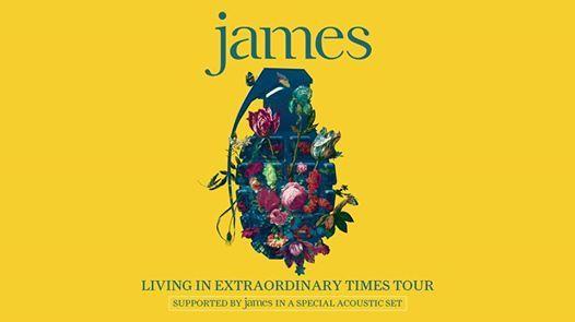 James  Victoria Hall  Stoke-on-Trent