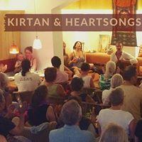 Hamburg  Kirtan &amp Heartsongs with Kevin James