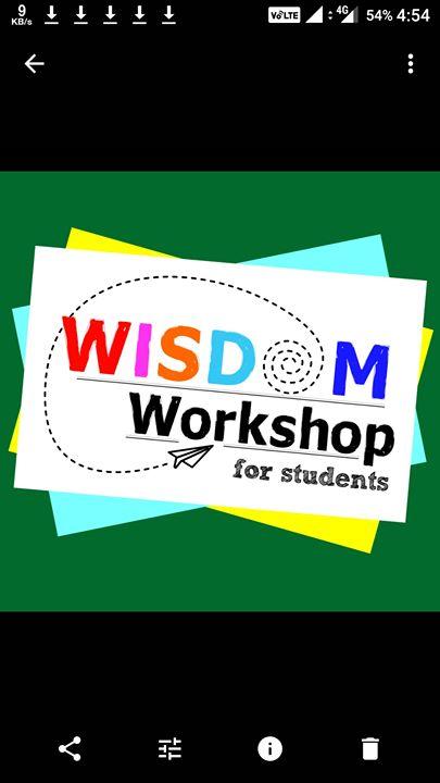 Wisdom Workshop For StudentsNaroda