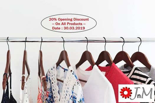 Opening Ceremony (20% Flat Discount) - JNM Collections Augsburg