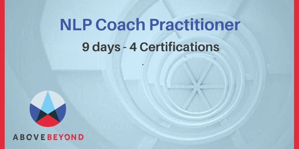 NLP Coach Practitioner Certification