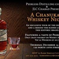 A Chanukah Whiskey Night