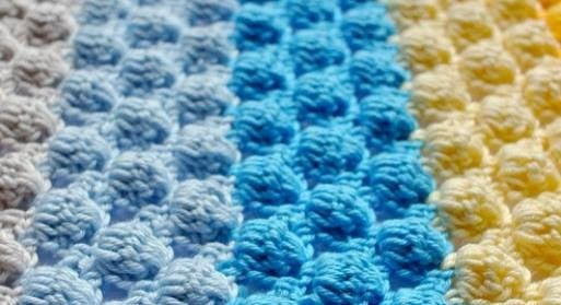 Next step crochet Learn the bobble stitch