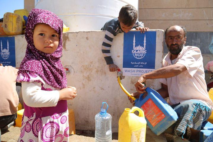 MCE Yemen in Need Team Birmingham