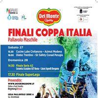 Del Monte Finali Coppa Italia
