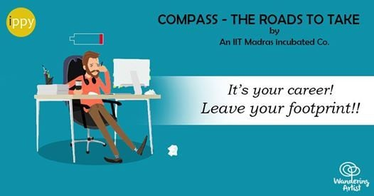 Compass The Roads to Take (Age 20-29)