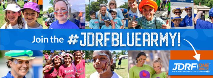 JDRF One Walk Geelong 2018