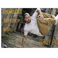 Breakdance Workshop - Poe One