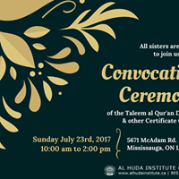 Convocation Ceremony 2017