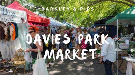 Davies Park Market- West End