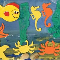 May Half Term Art and Craft for Kids - Under the Sea