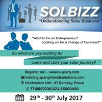 Solbizz- &quotUnderstanding Solar Business&quot