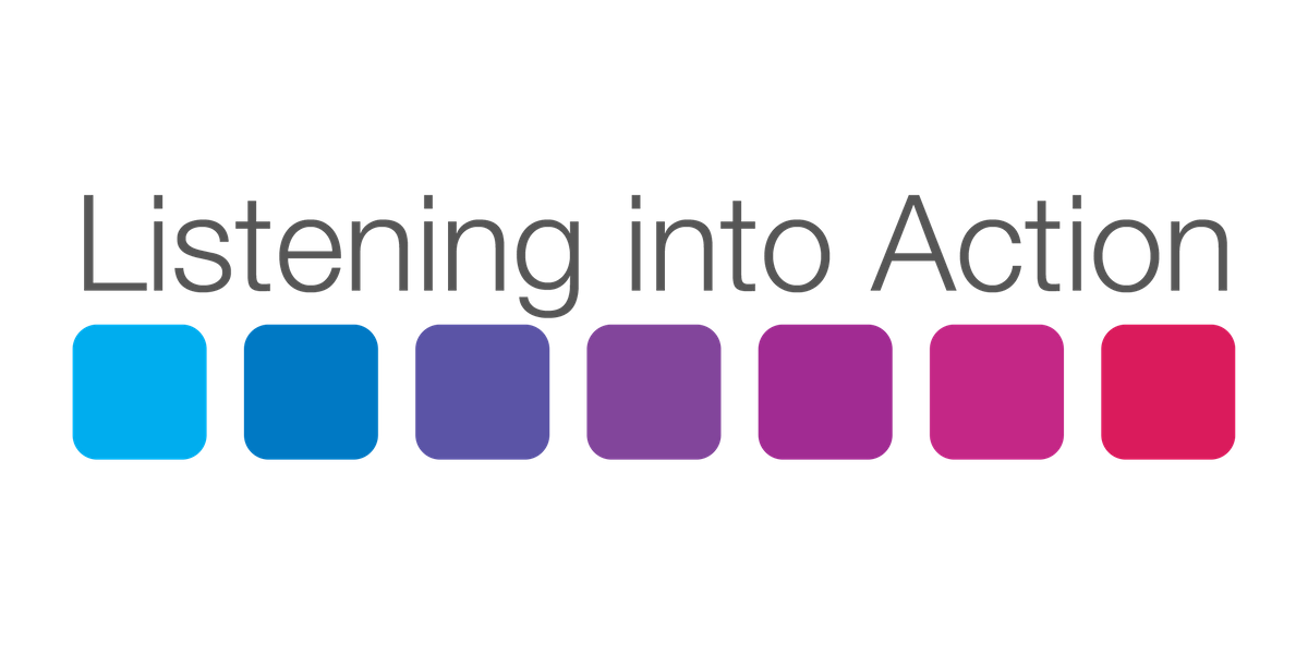 LGBT Equality Listening into Action Event