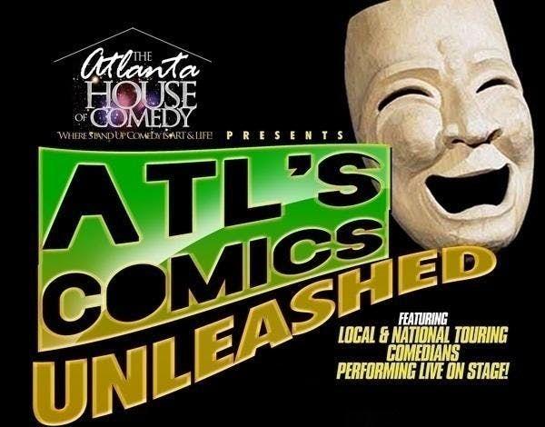 ATLs Comics Unleashed at Oak Comedy Lounge