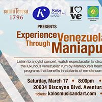 Experience Venezuela Through Maniapure Foundation