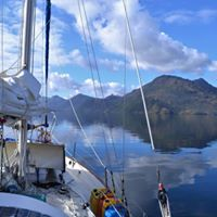 Lecture Kingston to Kingston - Around Cape Horn in 375 Days