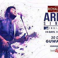 Arijit Singh India Tour  Guwahati