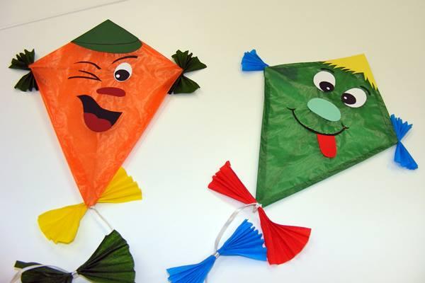 Drachen bastel fest at hauptstrand b sum dithmarschen for Drachen basteln im kindergarten