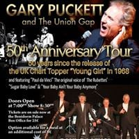 Gary Puckett And The Union Gap Supported by Paul Da Vinci