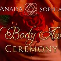 Sacred Body Ceremony Ireland