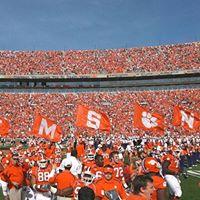 Baltimore Clemson Club Football Season Kick-off Happy Hour