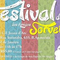 Festival de Sorvete dos Amigos