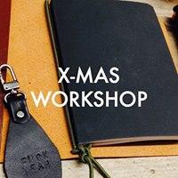 X-mas Workshop  maak je eigen Notebook cover &amp Keyring