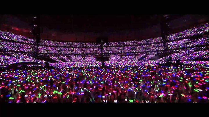 Coldplay Live Tour 2017 + Gianni Vezzosi @A Tunnara ...