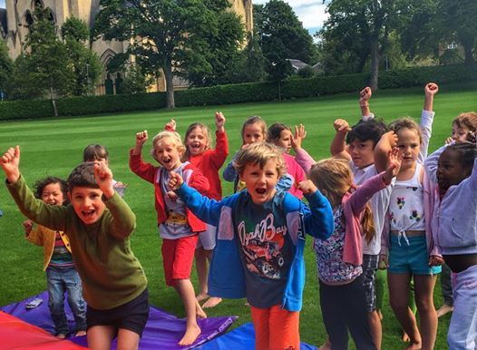 Chester - Easter Camp