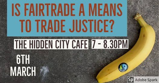 Is Fairtrade A Means To Trade Justice