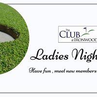 Ladies Night Golf