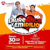 Laureamor y Emidilio - Miami