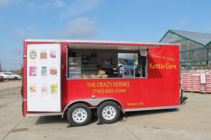 crazy kernel kettle corn company - Wilsons Garden Center