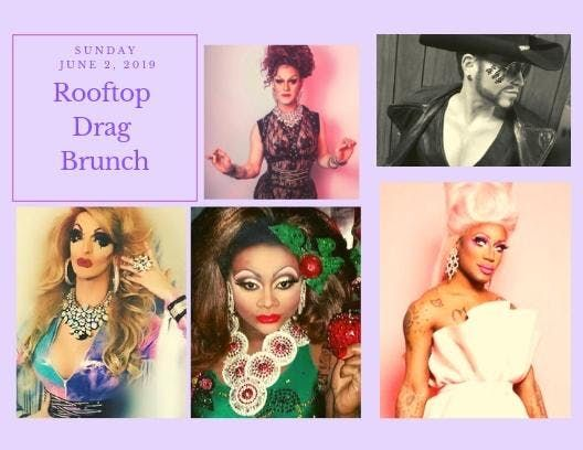 Rooftop Drag Brunch
