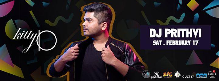 DJ Prithvi Live at Kitty Ko - Bangalore
