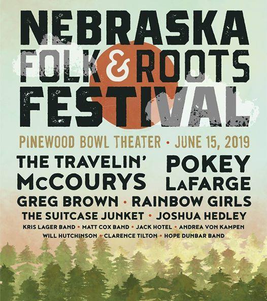 2019 Nebraska Folk & Roots Festival