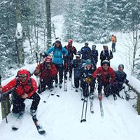 26th Annual Jackrabbit Trail &quotSki-to-Swim&quot Party