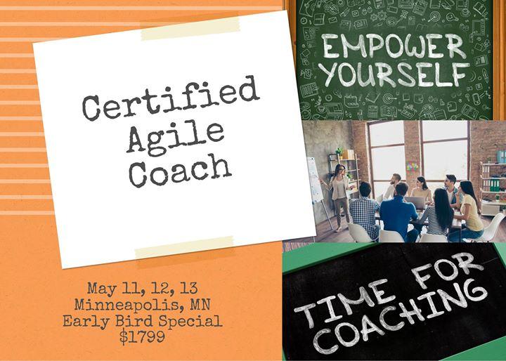 Certified Agile Coach At Minneapolis Mn United States Minneapolis