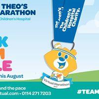 Team Theo Virtual Marathon Launch