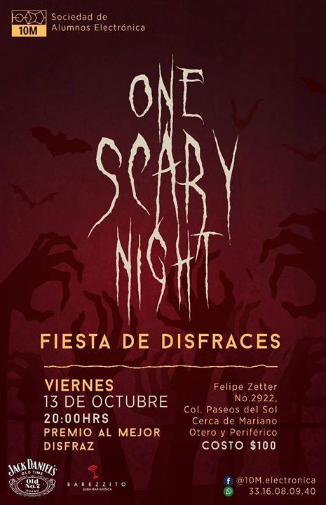 One Scary Night At Terraza Los Pilares Zapopan