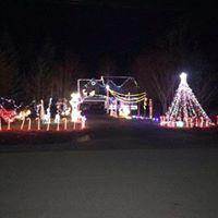 Christmas Lights For Food